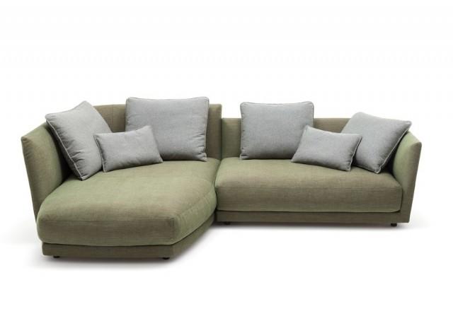 Dekoratif Modern Oturma Odası Köşe Koltuk Takımı