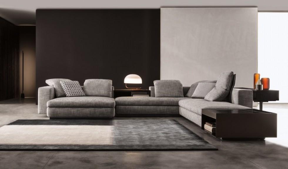 Kodu: 8096 - Luxury Modern Köşe Koltuk Takımı