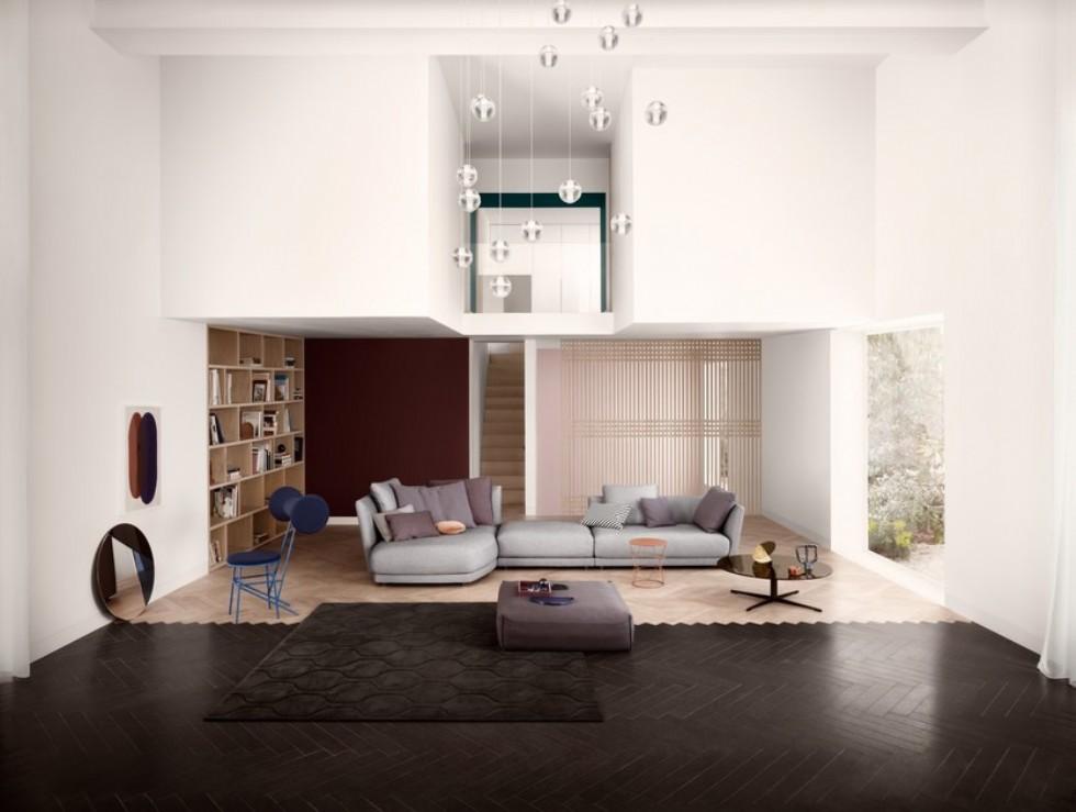 Kodu: 3202 - Süper Tasarım Salon Köşe Koltuk Takımı Özel Üretim