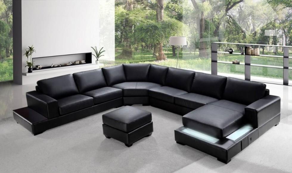 Kodu: 8008 - Ultra Modern Salon Köşe Koltuk Modeli