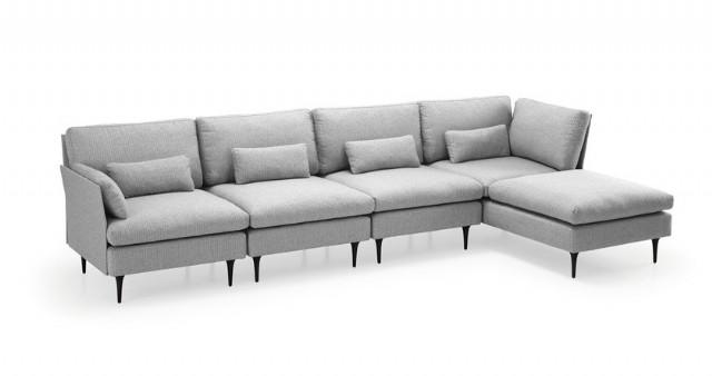 Modern Luxury L Tasarım Köşe Koltuk Modeli