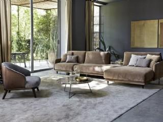 Küçük Luxury Modern Köşe Koltuk Takımı